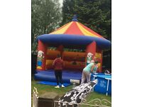 Circus Bouncy Castle FOR SALE