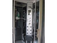 AP 9010 - 900MM x 900MM STEAM SHOWER