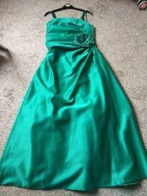 Age 11 bridesmaid dress