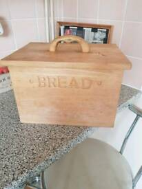 Pine Bread bin NOW PROMISED