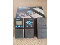 Zoom G1XON Guitar Multi Effects Processor