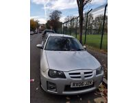 """""""Further reduced Quick Sale"""" 2006 MG ZR 1.8cc 5dr Half Leather Seats, Very Low Mileage ***Only 57K"""