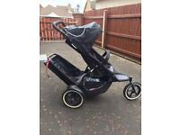 Phil and Teds Double Sports Buggy