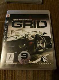 Grid ps3 game