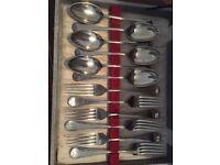 Stainless Nickel Cutlery Set