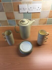 Brand New Coffee Set from Poole Pottery