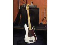 Squier precision bass 5