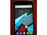 Oneplus One Silk White 16GB Unlocked (Screen Mint condition) Original charger, cable, box
