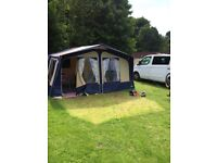 Trailer Tent - Cabanon Saturn, used for sale  Whitley Bay, Tyne and Wear