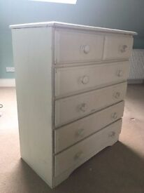 Chest of Drawers - Perfect for upcycling
