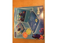 LEXIBOOK FINDING DORY NEMO PORTABLE DVD PLAYER BRAND NEW