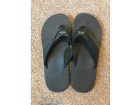 Sanuk flip flops (US11, EUR44.5)