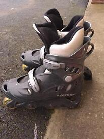Rollerblades, adult size 10