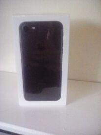 Iphone 7 32gb (vodafone) matt black BRAND NEW unopened