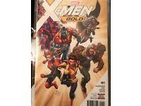 X-Men Gold #1 - Recalled Issue - Rare, 1st Print, Mint