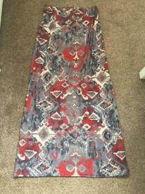 Urban outfitters maxi skirt brand new size small
