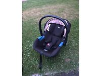 Silver Cross Simplicity infant car seat