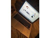 MacBook Air core i5 1.3 mid 2013 256 8gb