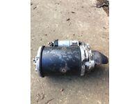 Massy 390T Starter motor good condition