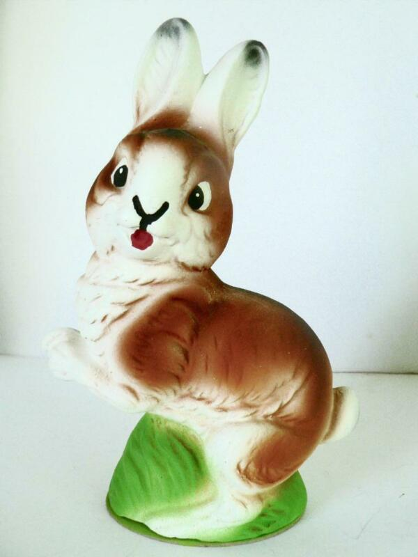 1980s VINTAGE WEST GERMANY INO SCHALLER STANDING BUNNY RABBIT