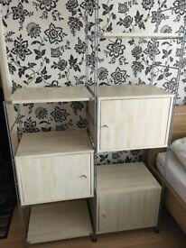 Shelf & Storage Cupboard