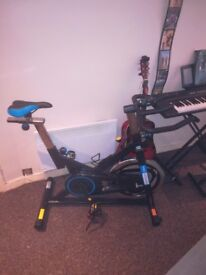 Pro fitness spin bike