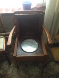 Cam ode chair