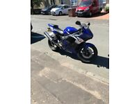 Yamaha YZF R6 2004 mint condition