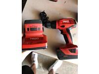 Hilti Sf6h hammer screw gun