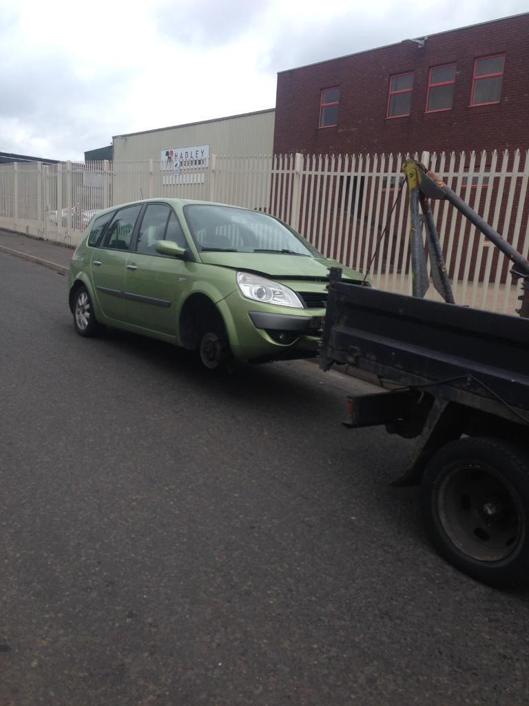 Scrap cars and vans wanted cash paid with or without logbooks dvla ...