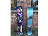 x2 Burton Snowboards + extras