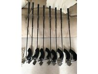 Pinemeadow hybrid irons