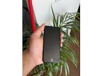 iPhone 7 Jet black 32gb unlocked. Excellent condition