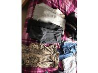 Women's clothes bundle size 10/12