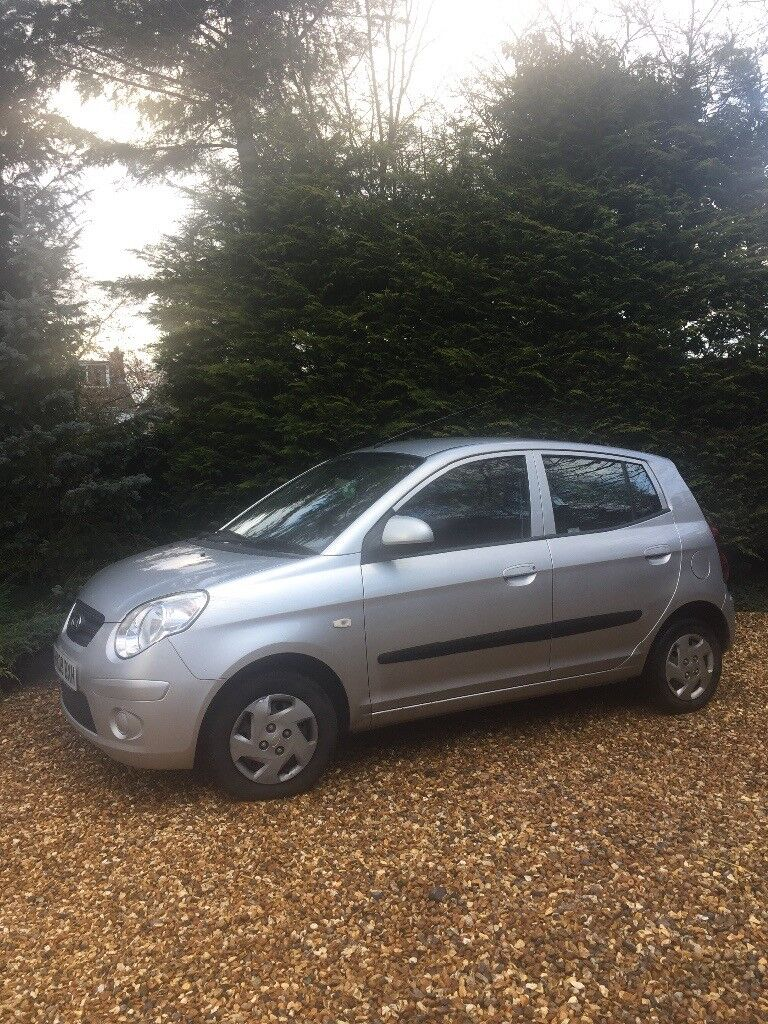 Kia Picanto 2009 plate. Ideal first car. Tax £30 per year and cheap ...