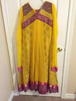 Stylish designer Pakistani outfit for sale only $100!