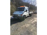 Iveco Daily 6.5tonne tipper Spares and Repairs