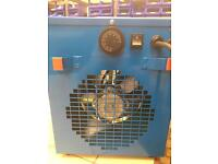 New Industrial heater 3kw 240v