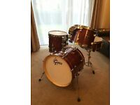 Gretsch Drum Kit Catalina Club Jazz. Softcases included (OFFERS WELCOME)