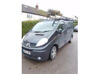Renault Trafic Van Excellent Condition NO VAT