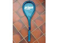 Prince extender viper squash racquet