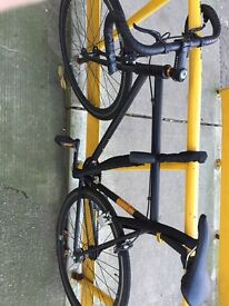 No logo Single speed/ fixie bicycle. Great condition