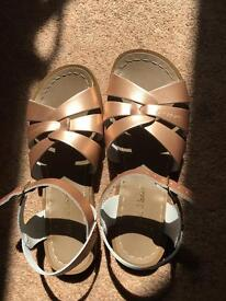 Salt Water sandals uk 6