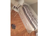 IKEA BRIMNES pull out day bed