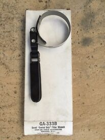 Snap-On Oil Filter Wrench