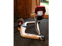 Elite Qubo Fluid Turbo Traininer - used for less than 10 hours previously