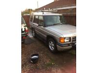 Land Rover discovery v8 automatic. Immaculate!! No rot at all! Years mot