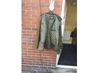 Mens xxl tweed shooting jacket