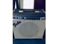 Fender Guitar Amp - reverb sidekick 65
