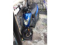 Kymco Agility 125cc Moped